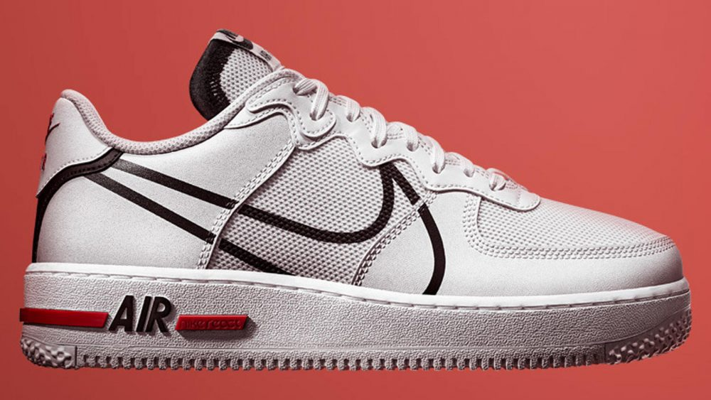 Nike Sportswear SP20 Air Force 1 React 02 hd 1600 1000x563 - Nike presenta unas nuevas Air Force 1 Low con amortiguación React