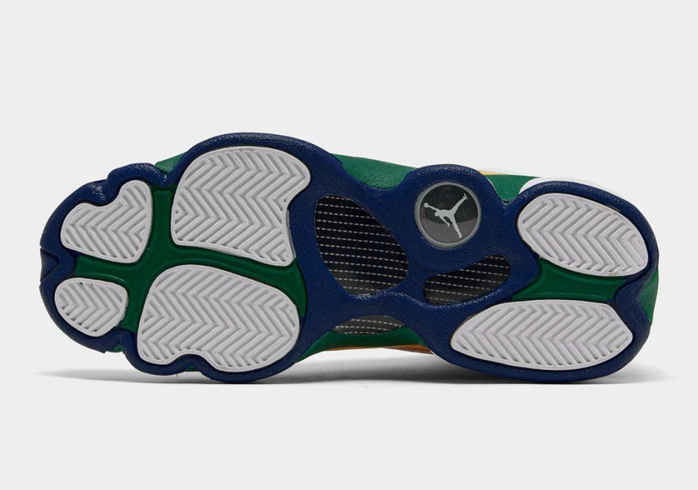 """air jordan 13 retro gs CV0785 158 2 1 1000x702 - Todos los detalles del lanzamiento de las Air Jordan 13 """"Playground"""""""