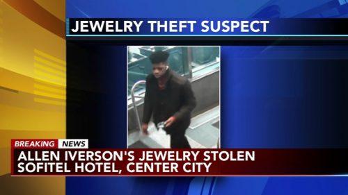 allen iverson robo 500x281 - Roban más de 500.000 dólares en joyas a Allen Iverson