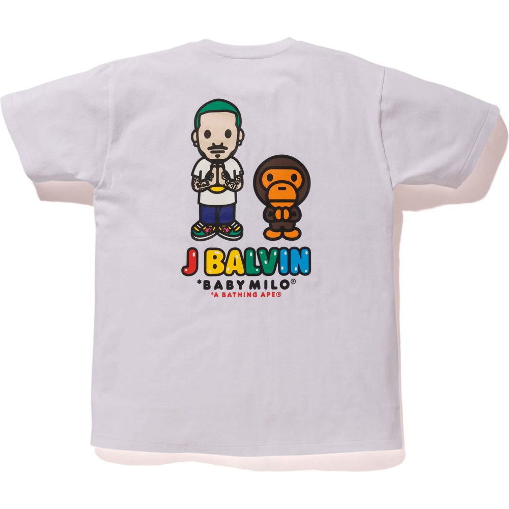 bape 1 1000x1000 - J Balvin y BAPE vuelven a unirse para una nueva colección