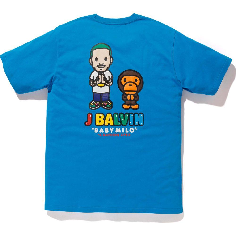 bape 3 1000x1000 - J Balvin y BAPE vuelven a unirse para una nueva colección
