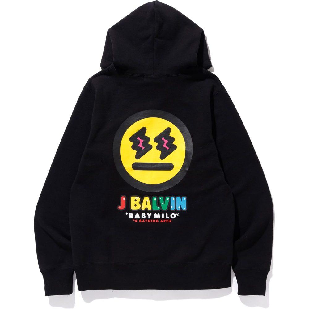 bape 6 1000x1000 - J Balvin y BAPE vuelven a unirse para una nueva colección