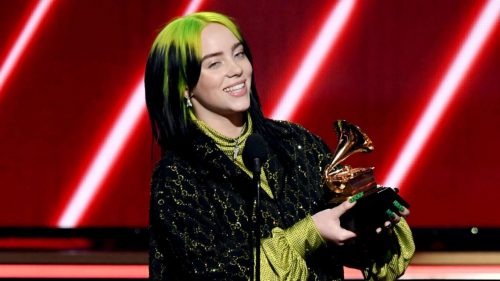 Billie Eilish reina en unos premios Grammy 2020 con sabor agridulce