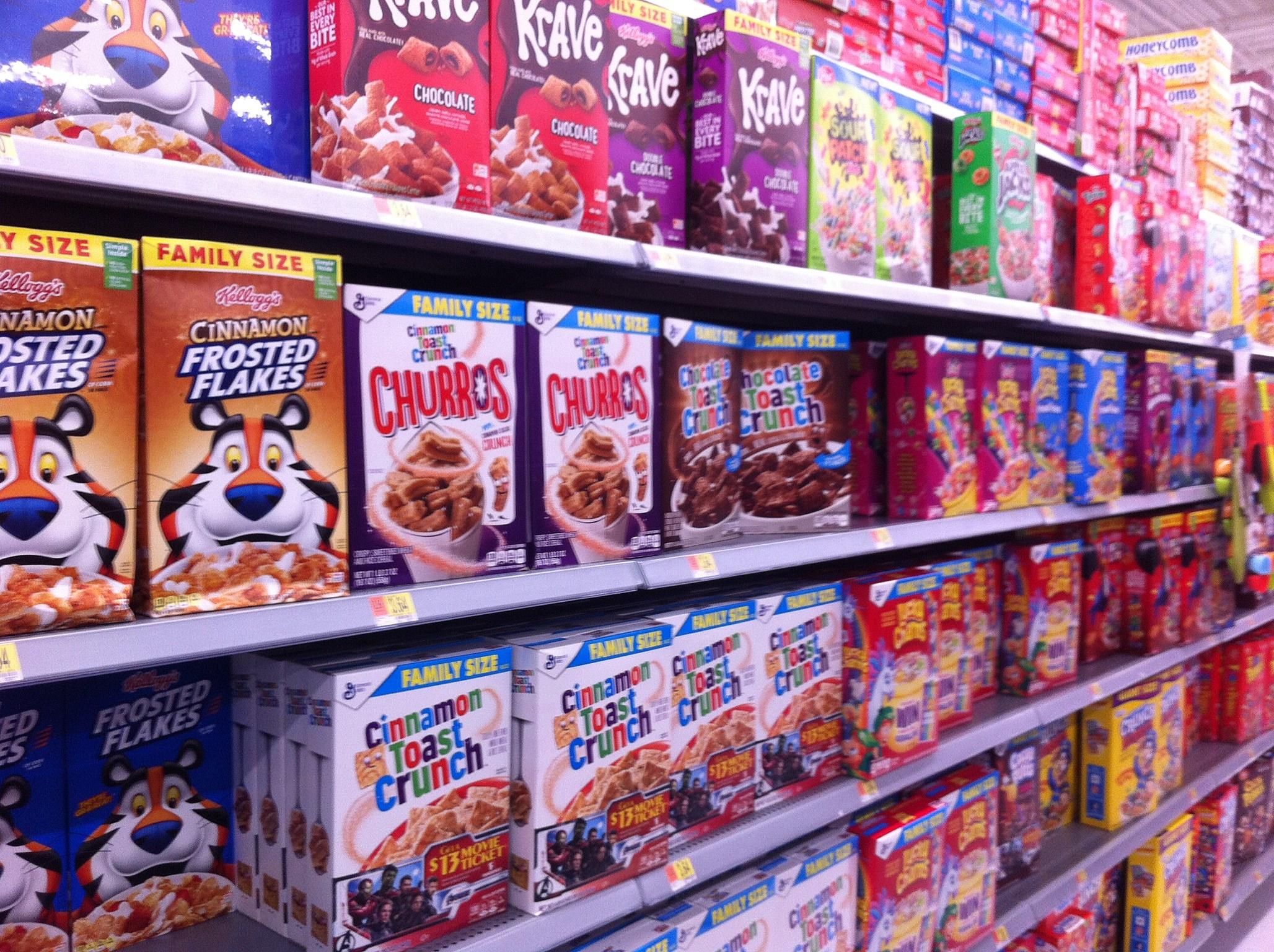 3 Marcas De Cereales Míticas En Usa Para Los Fans Del Azúcar