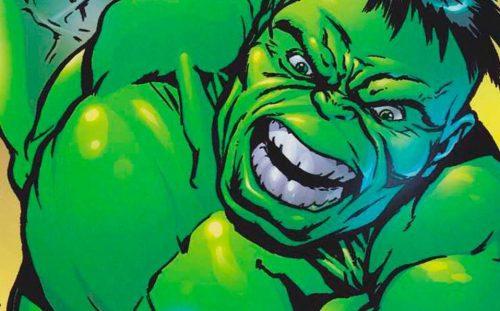 3 cómics del increíble Hulk para un finde radioactivo