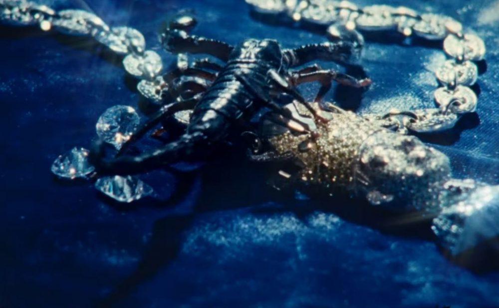 ctangana scorpion 2 1000x617 - C. Tangana deja a todos helados con 'Yelo' y estrena merchan