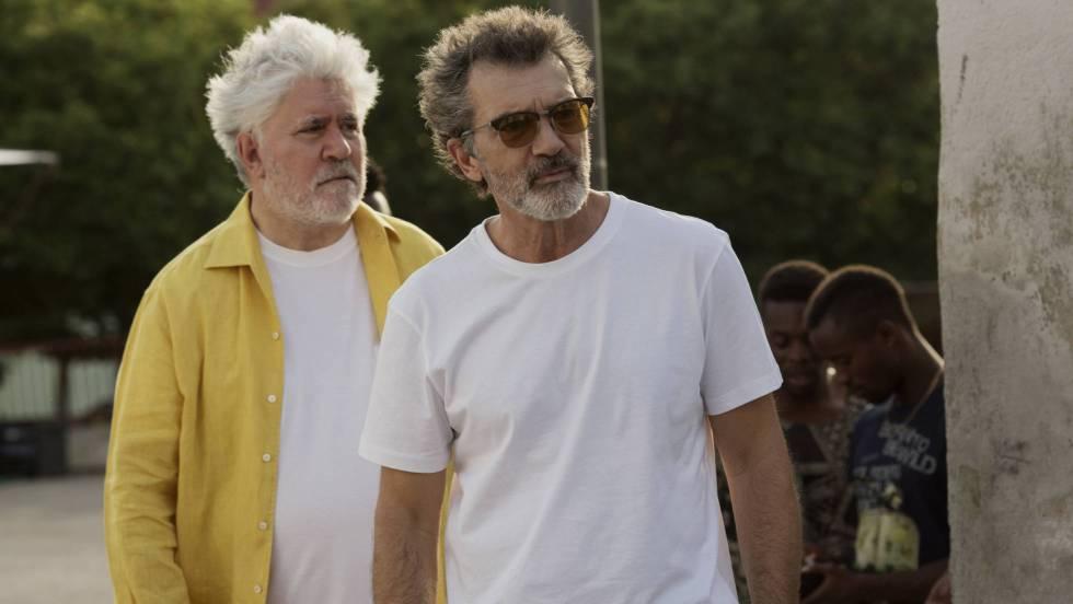 «Dolor y gloria» arrasa con (casi) todo en los Premios Goya