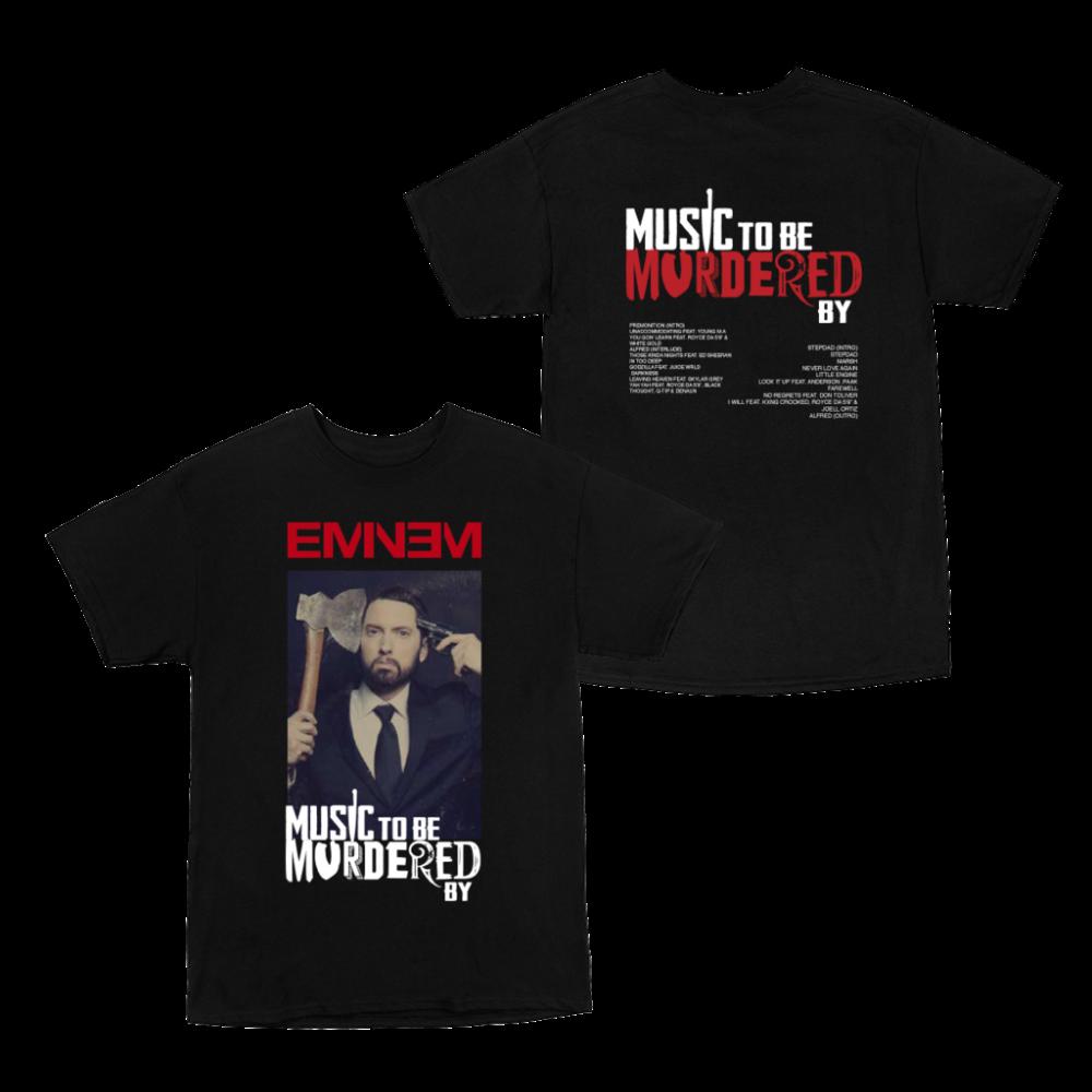 eminem merch3 1000x1000 - Eminem lanza el merch de su álbum 'Music to be Murdered By'