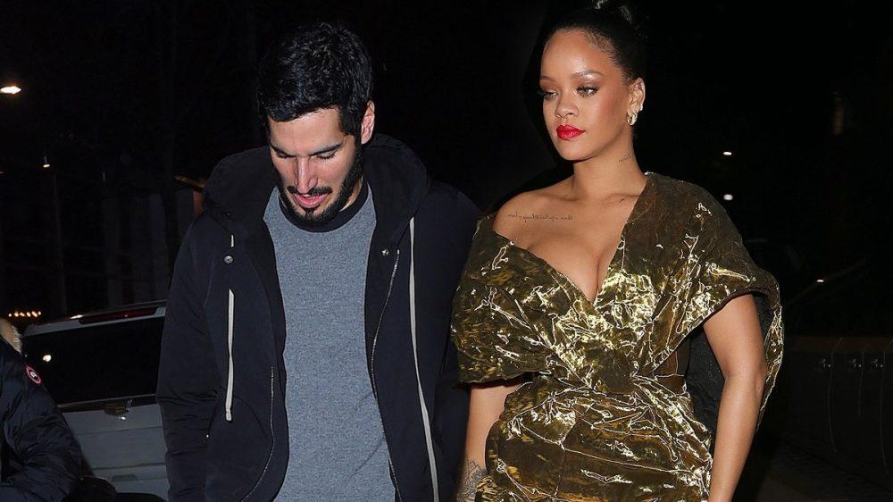 ¿Han roto Rihanna y Hassan Jameel tras casi tres años de relación?