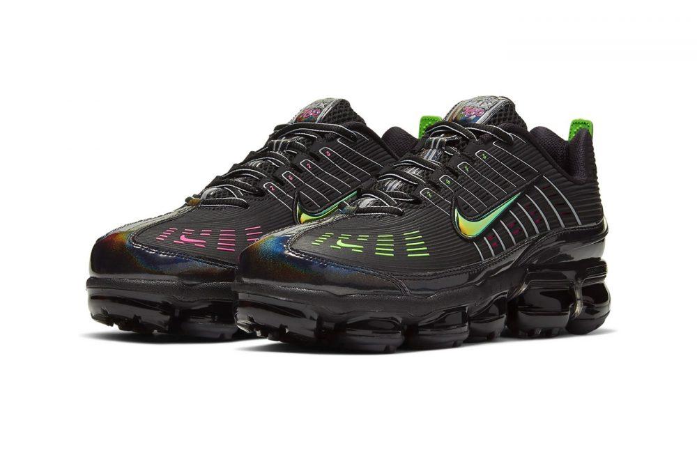 comportarse pimienta oferta  Ya disponibles las Nike Air VaporMax 360 «Black/Off-Noir»