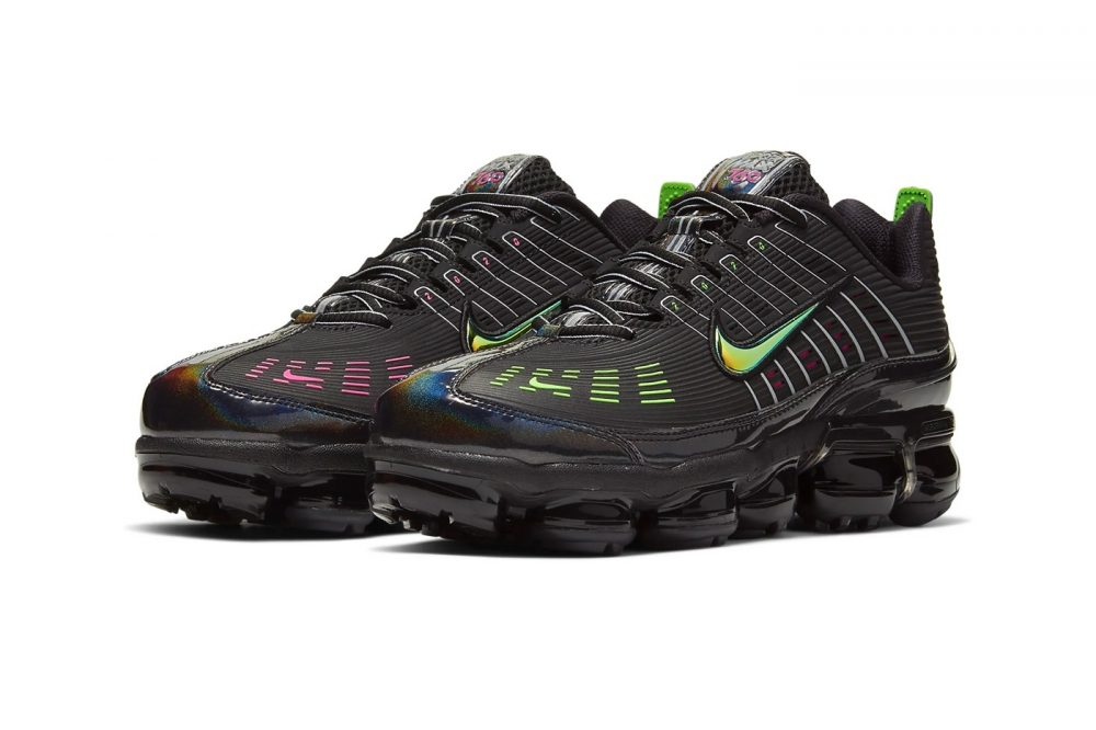 "https   hypebeast.com image 2020 01 nike air vapormax 360 black off noir ck2718 003 release 002 1000x666 - Ya disponibles las Nike Air VaporMax 360 ""Black/Off-Noir"""