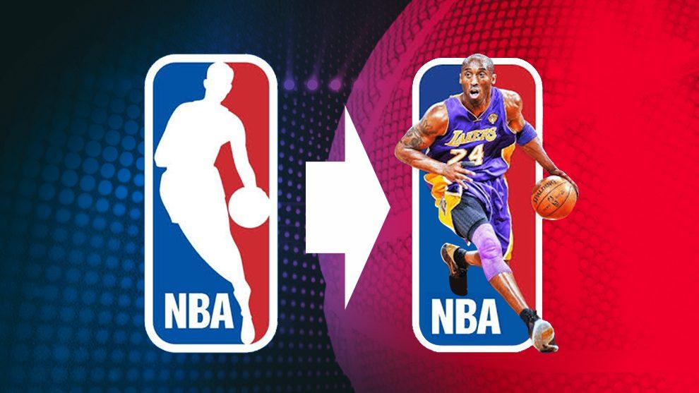 ¿Cambiará la NBA su logo por el de la silueta de Kobe Bryant?