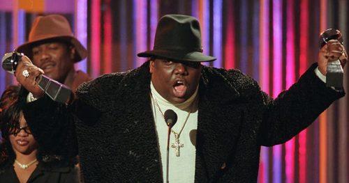 Notorious BIG será incluido en el Hall of Fame del Rock n' Roll