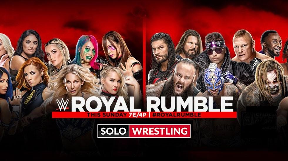 ¿Ha sido el Royal Rumble 2020 el mejor en años?