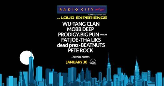 Loud Records vuelve a lo grande con The Loud Experience