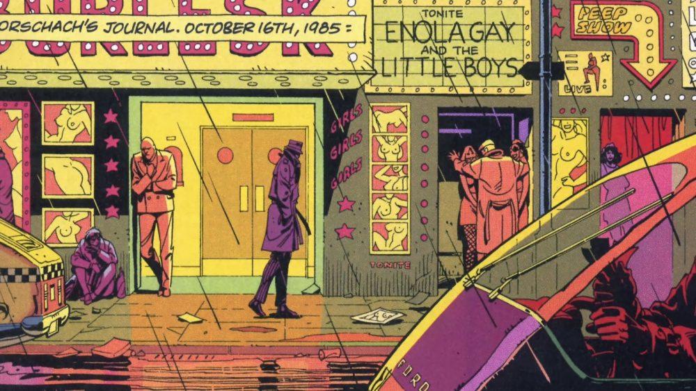 ¿Por qué hay que leer «Watchmen» (Alan Moore) una vez al año?