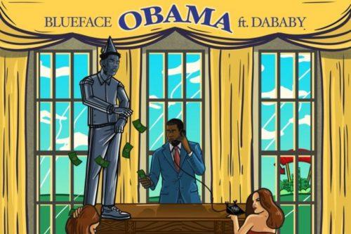 Blueface y DaBaby quieren llegar a la presidencia en 'Obama'