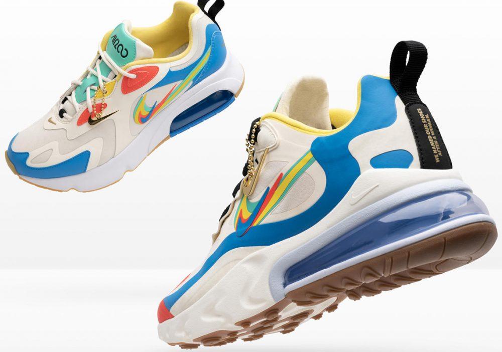 270 1 1000x702 - Swoosh Sneakers: hablemos de Nike y sus modelos más aclamados