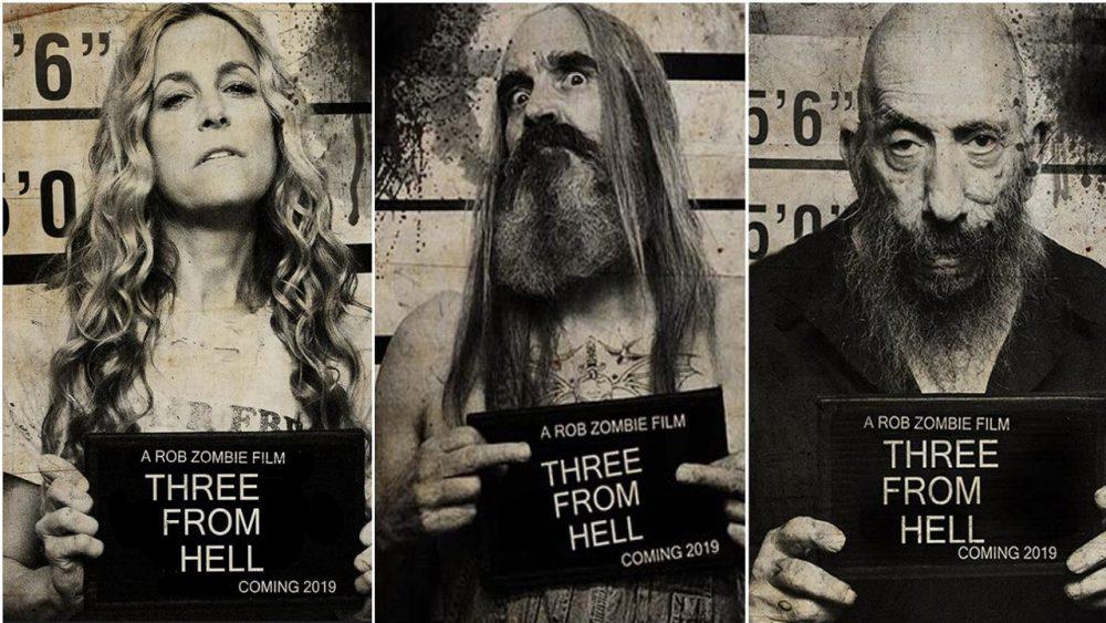 «3 From Hell»: la última (y divertidísima) barbaridad de Rob Zombie
