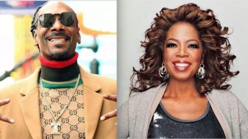 Arden las redes: Snoop Dogg llama «zorra» a Oprah