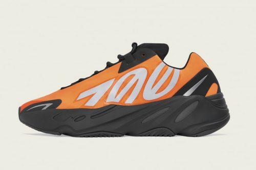 Todo sobre el lanzamiento de las YEEZY Boost 700 MNVN 'Orange'