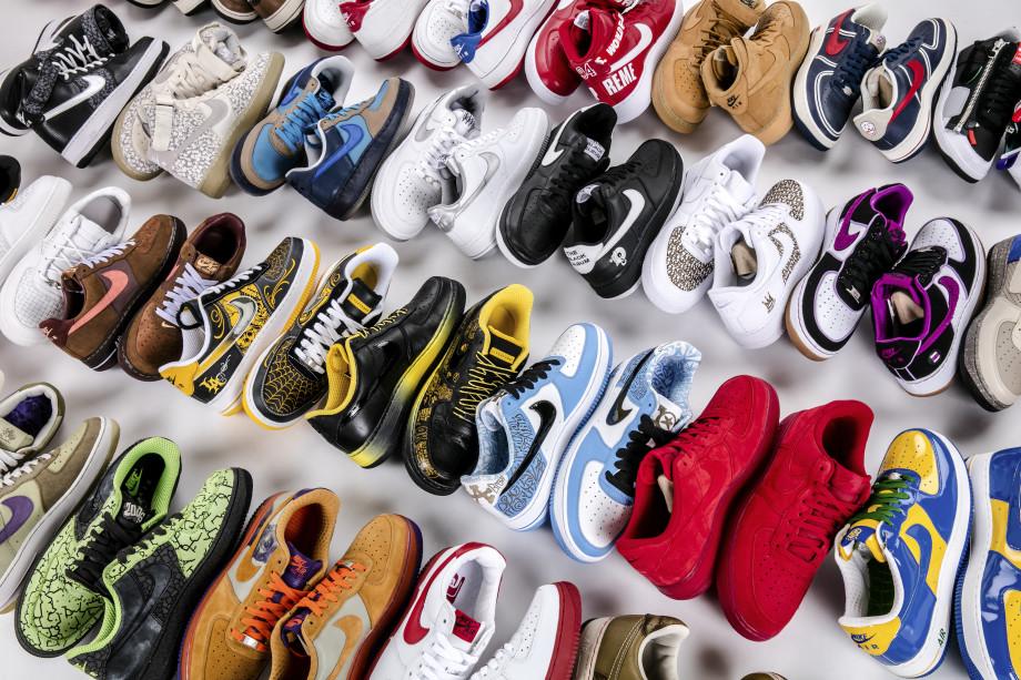 af1 - Swoosh Sneakers: hablemos de Nike y sus modelos más aclamados