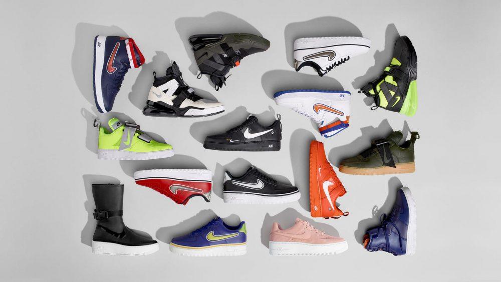 af12 1000x563 - Swoosh Sneakers: hablemos de Nike y sus modelos más aclamados