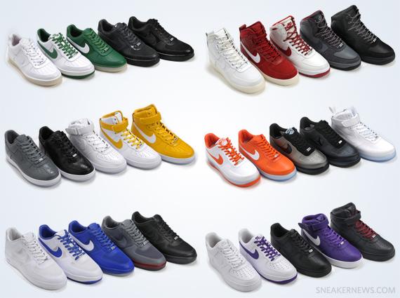 af14 - Swoosh Sneakers: hablemos de Nike y sus modelos más aclamados