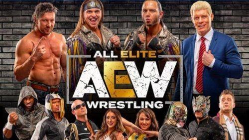 ¿Es «All Elite Wrestling» una verdadera amenaza para la WWE?