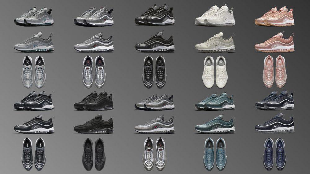 am97 1000x563 - Swoosh Sneakers: hablemos de Nike y sus modelos más aclamados
