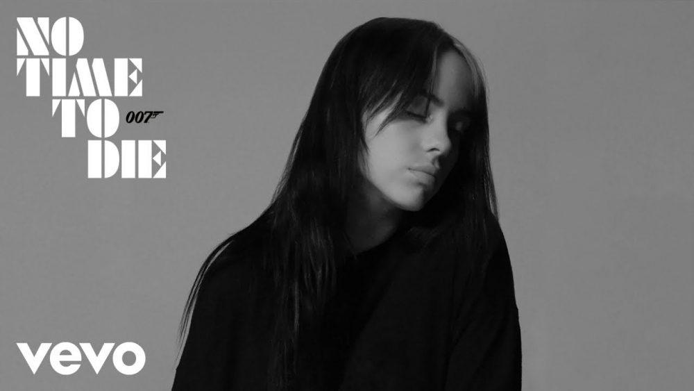 Billie Eilish protagoniza 'No Time To Die', la nueva canción para 007