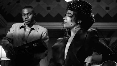 Camila Cabello y DaBaby crean un videoclip vintage para 'My Oh My'