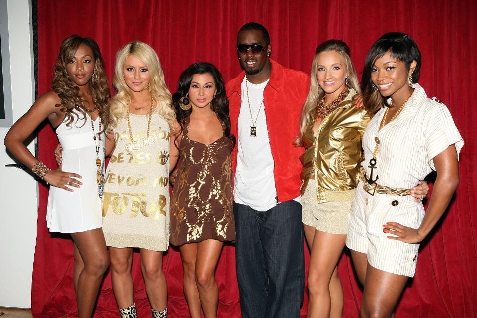 Diddy vuelve a la carga con «Making the Band», ahora junto a sus hijos