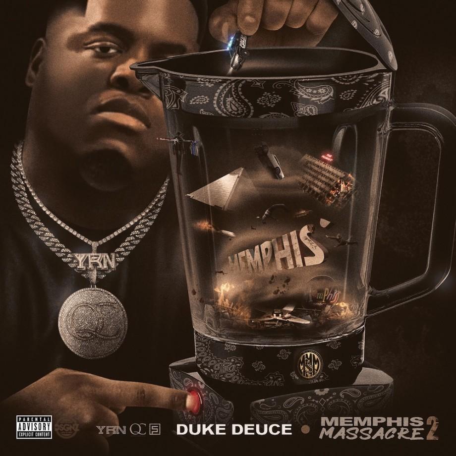 Duke Deuce lanza 'Memphis Massacre 2' con Juicy J, Lil Yachty y más