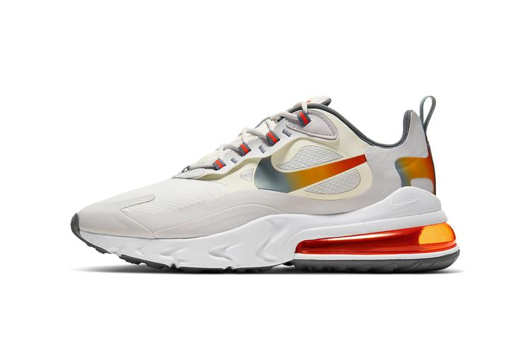 https  hypebeast.com image 2020 02 nike air max 270 react cd0132 002 4 - Nike reinventa las Air Max 98, 270 React y 200 con tonos metálicos
