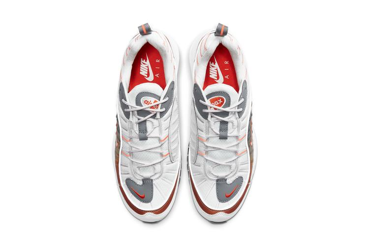 https  hypebeast.com image 2020 02 nike air max 98 cd0132 002 4 - Nike reinventa las Air Max 98, 270 React y 200 con tonos metálicos