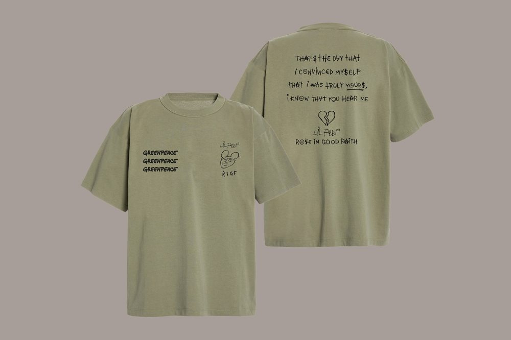 lil peep rose in good faith greenpeace capsule collection release 009 1000x666 - Rose In Good Fait se une a Greenpeace para homenajear a Lil Peep