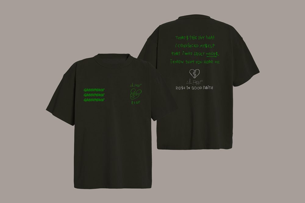 lil peep rose in good faith greenpeace capsule collection release 011 1000x666 - Rose In Good Fait se une a Greenpeace para homenajear a Lil Peep