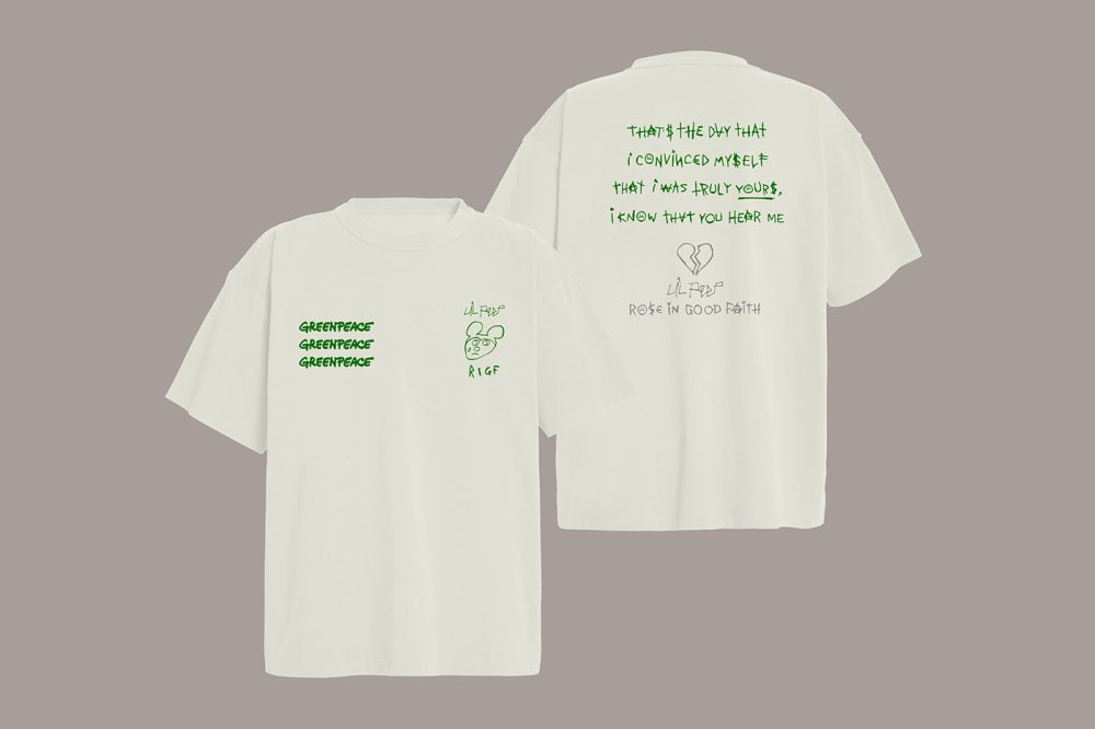 lil peep rose in good faith greenpeace capsule collection release 012 1000x666 - Rose In Good Fait se une a Greenpeace para homenajear a Lil Peep