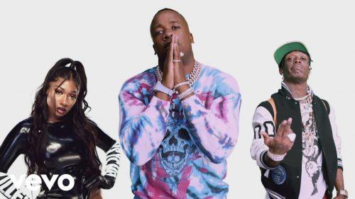 Yo Gotti, Lil Uzi Vert y Megan Thee Stallion lanzan el clip de 'Pose'