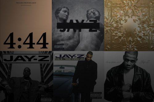 ¿Cuál es realmente el mejor álbum de todos los de JAY-Z?