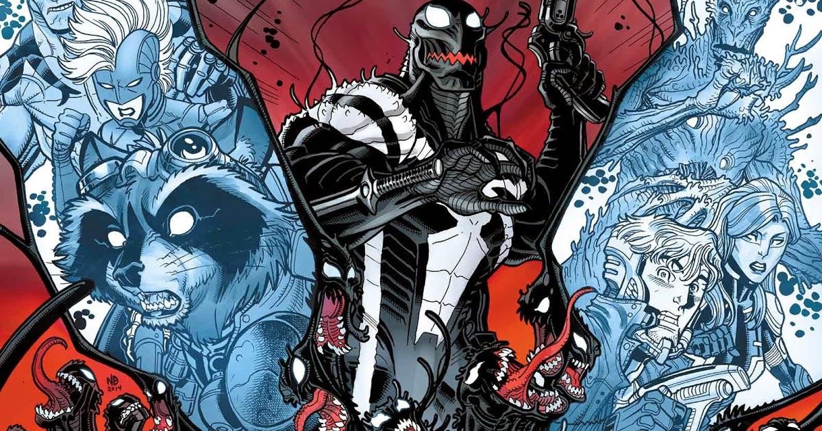 Los mejores cómics de un simbionte llamado Venom