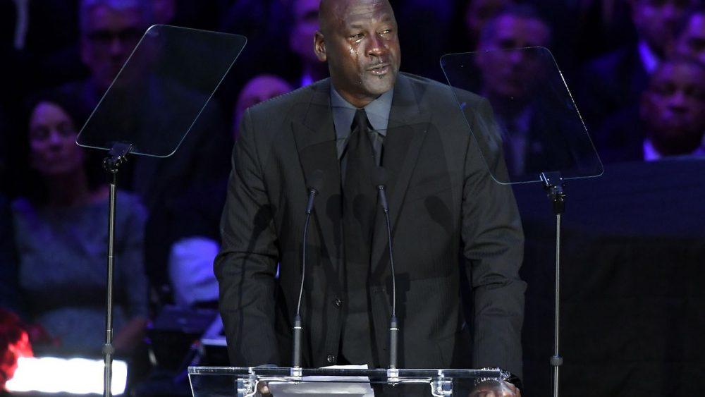 Michael Jordan: «Cuando Kobe Bryant murió se fue una parte de mí»