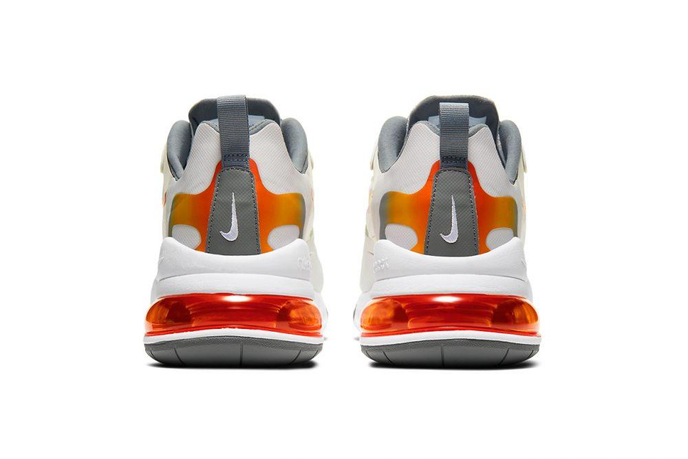 nike air max 270 react cd0132 002 3 1000x667 - Nike reinventa las Air Max 98, 270 React y 200 con tonos metálicos