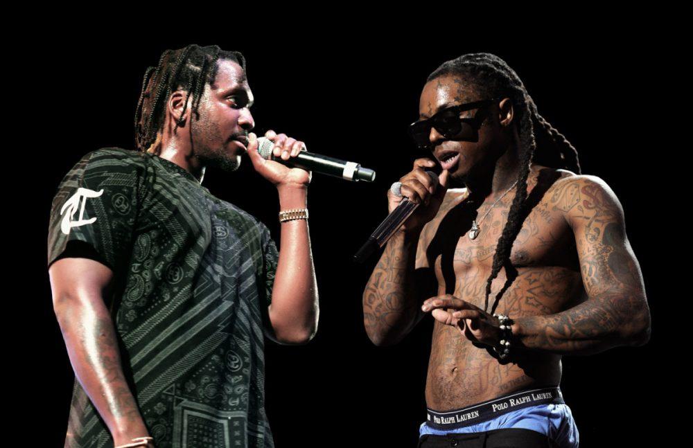 Lil Wayne dice no tener ni idea del origen de su beef con Pusha T