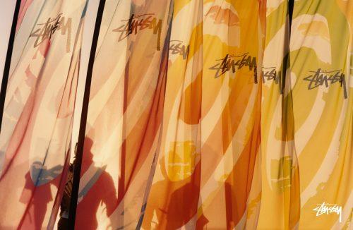 Colorful AF: checkea aquí la colección SS20 de Stüssy