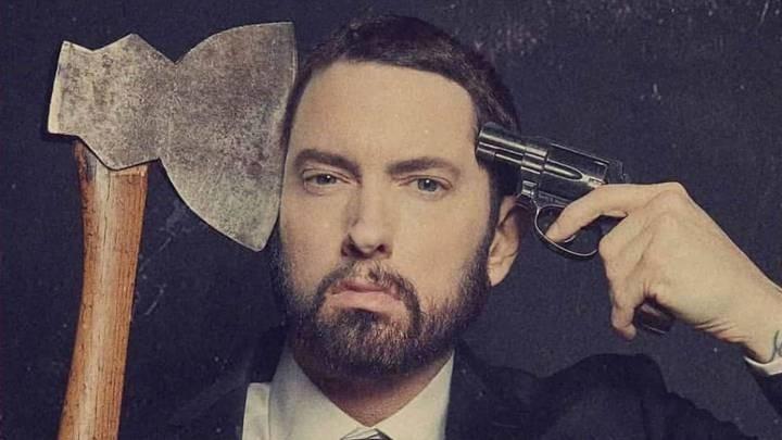 Eminem lanza sin previo aviso el lyric video de 'Godzilla'