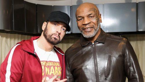 Mike Tyson a Eminem: «Eres el único blanco que sabe cómo es ser negro»