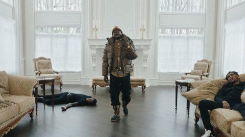 Jadakiss y Pusha T acaban con todos en el clip de 'Huntin Season'