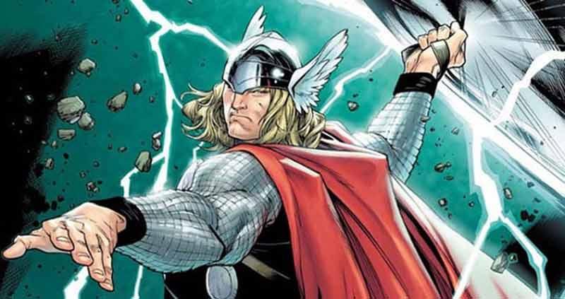 Los 4 cómics más interesantes de Thor para devorar en cuarentena